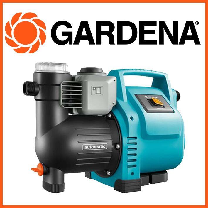 Автоматический напорный насос Gardena 3500/4E