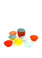 Бумажные формочки для мини-маффинов Kaiser 150 штук Разноцветный K04-550026, КОД: 1790924