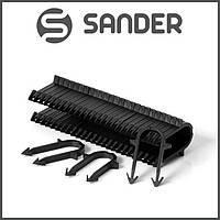 PEX-Клипса для такера SANDER 40мм (300шт.)