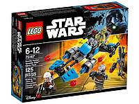 Конструктор LEGO Star Wars Спидер охотника за головами (75167)