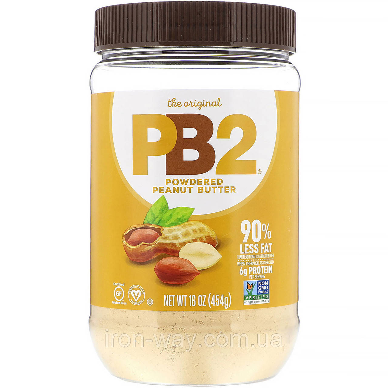 PB2 Powdered Peanut Butter 454g