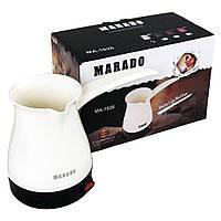 Электрическая кофеварка турка Marado MA-1626 / Электротурка кофеварка для дома
