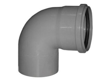 Отвод усиленный WAVIN 110х90°