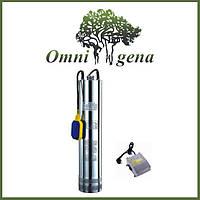 Глубинный (скважинный) насос OMNITECH 1500 - 5'' 1.5kW 230V OMNIGENA (max 75м)