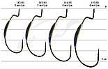 Крючок Decoy Worm102 S-Switcher #5/0 (4 шт/уп), фото 2