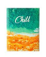Обложка на паспорт Chill