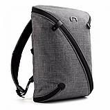 Многофункциональный Smart-рюкзак NiID UNO Черный, фото 2