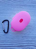 Чохол для Xiaomi redmi airdots рожевий, фото 1