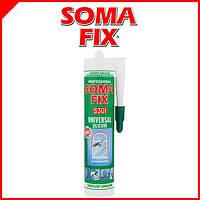Силиконовый герметик Soma Fix белый 310мл