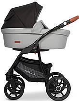 Дитяча універсальна коляска 3 в 1 Riko Basic 02 Grey Fox