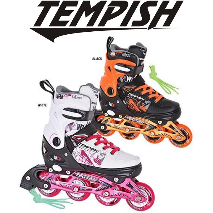 Детские раздвижные роликовые коньки Tempish Daco