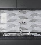 30х60 Керамическая плитка стена Lazurro Лазуро светло-серый, фото 3