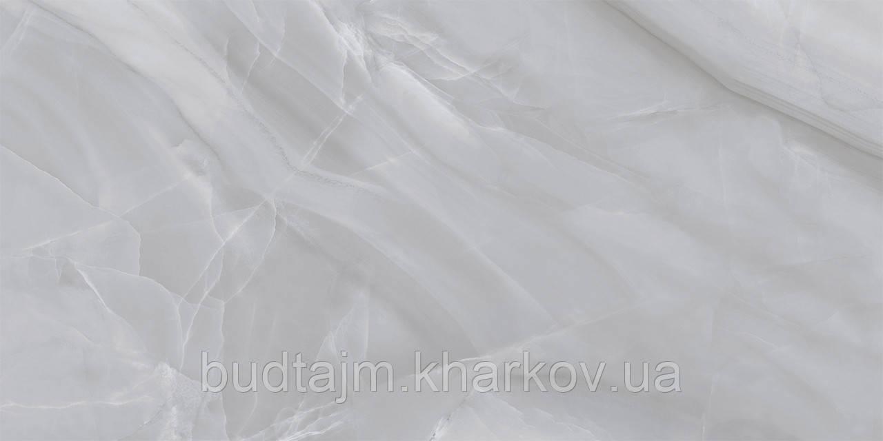 30х60 Керамическая плитка стена Lazurro Лазуро светло-серый