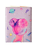 Обложка на паспорт Girl Boss, фото 2