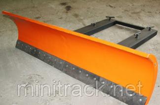 Отвал для вилочного погрузчика 2.5 м