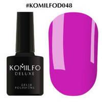 Гель-лак Komilfo Deluxe Series №D048, 8 мл