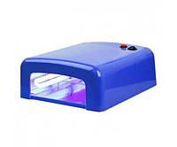 УФ лампа для сушки гель-лаков YRE 818 36 Вт (синяя)
