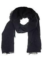 Шарф Blue Motion 180x90 см Черный 103001232, КОД: 1604981