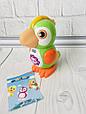 """Розвиваюча інтерактивна іграшка """"Папуга"""" (розповідає вірші, казки, пісні) Play Smart арт. 7496, фото 5"""