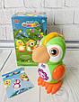 """Розвиваюча інтерактивна іграшка """"Папуга"""" (розповідає вірші, казки, пісні) Play Smart арт. 7496, фото 4"""