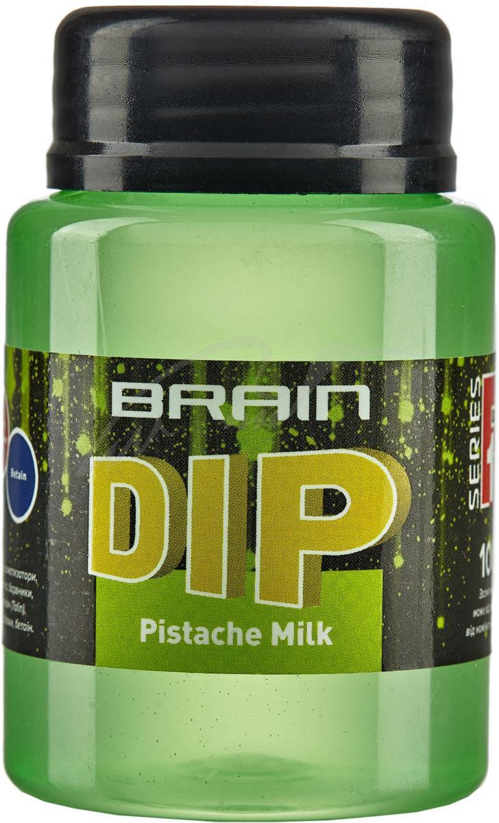 Дип для бойлов Brain F1 Pistache Milk (фисташки) 100ml