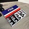 Socks Fila Pack 4 White/Black