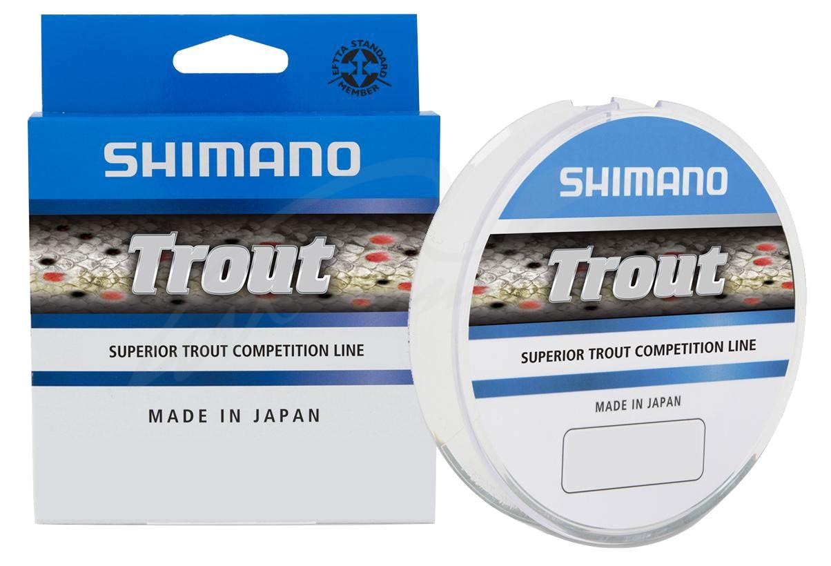 Леска Shimano Trout 150m 0.185mm 3.5kg