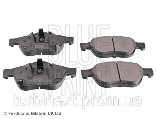 Колодки тормозные дисковые передние TOYOTA AVENSIS Blue Print ADT342132