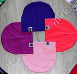 Шапочки для девочек трикотажные, фото 2