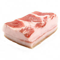 Сало свиное 1кг