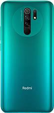 Xiaomi Redmi 9 4/64Gb Ocean Green Global NFC Гарантия 1 Год, фото 2