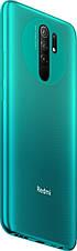 Xiaomi Redmi 9 4/64Gb Ocean Green Global NFC Гарантия 1 Год, фото 3