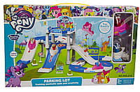 Набор Toys Beautiful Парковка My Little Pony 91982, КОД: 944138