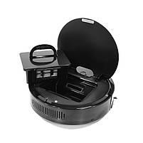 Умный робот-пылесос Bowai Smart OB8S Intelligent Sweeping 1500 mAh Black аккумуляторный домашний смарт, фото 3
