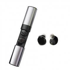 Bluetooth наушники S2 Black Беспроводная Гарнитура