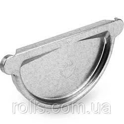 Заглушка универсальная Galeco Luxocynk 150/100, 150/120 заглушка універсальна ринви водостічної RO150-L-ZU----