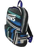 Рюкзак спортивный Vans R-09-138, разноцветный, фото 2