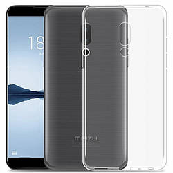 Чехол Meizu 15 Plus, TPU Ultrathin Series 0,33mm