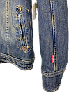 Куртка женская M.O.D цвет темно-синий джинс размер S арт AU15-JA134, фото 2