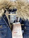 Куртка женская M.O.D цвет темно-синий джинс размер S арт AU15-JA134, фото 3