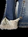 Куртка женская M.O.D цвет темно-синий джинс размер S арт AU15-JA134, фото 4