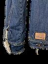 Куртка женская M.O.D цвет темно-синий джинс размер S арт AU15-JA134, фото 6