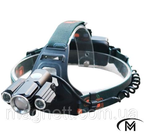Налобний ліхтар Headlight W 601