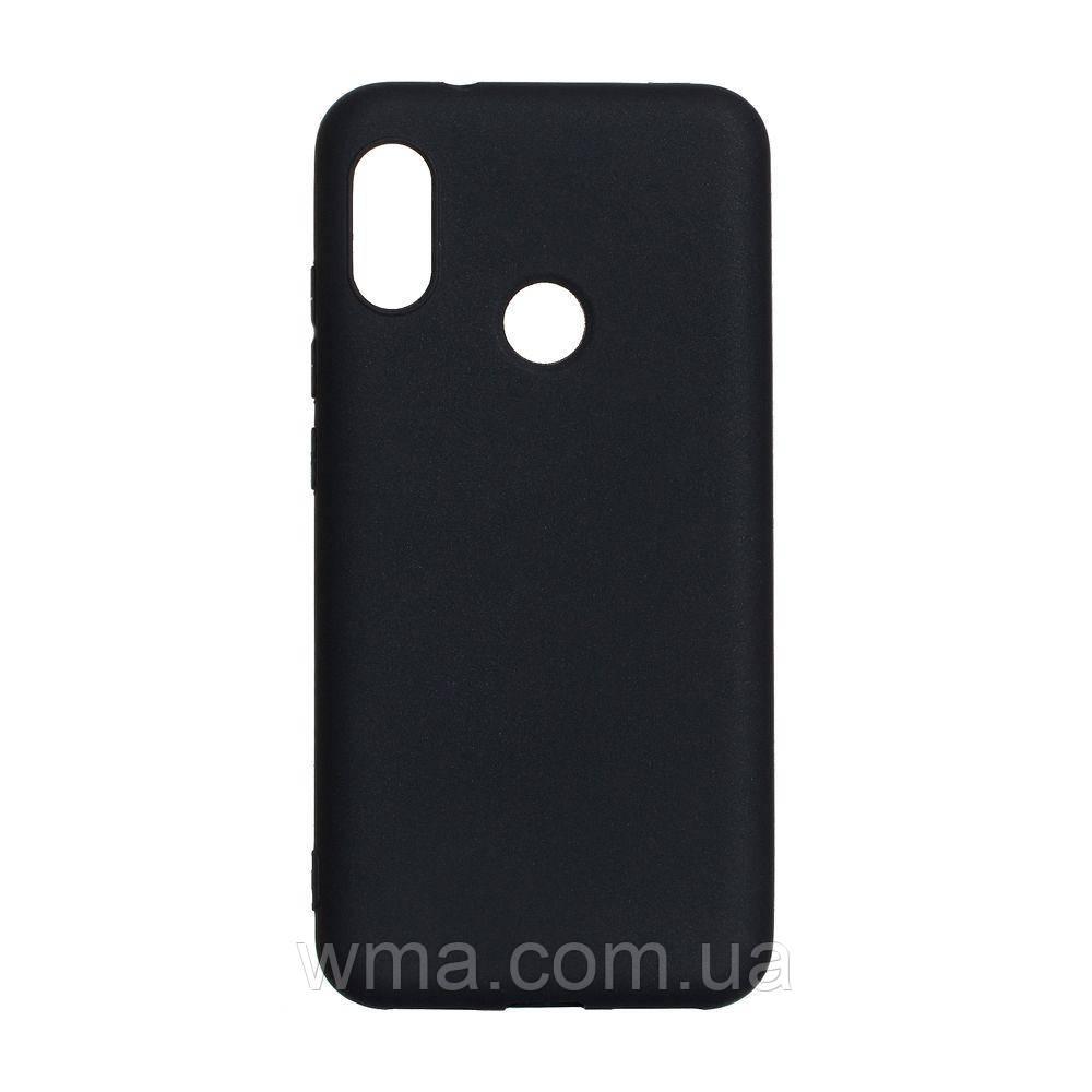 Чехол SMTT Xiaomi Redmi 6 Pro / Mi A2 Lite Цвет Чёрный