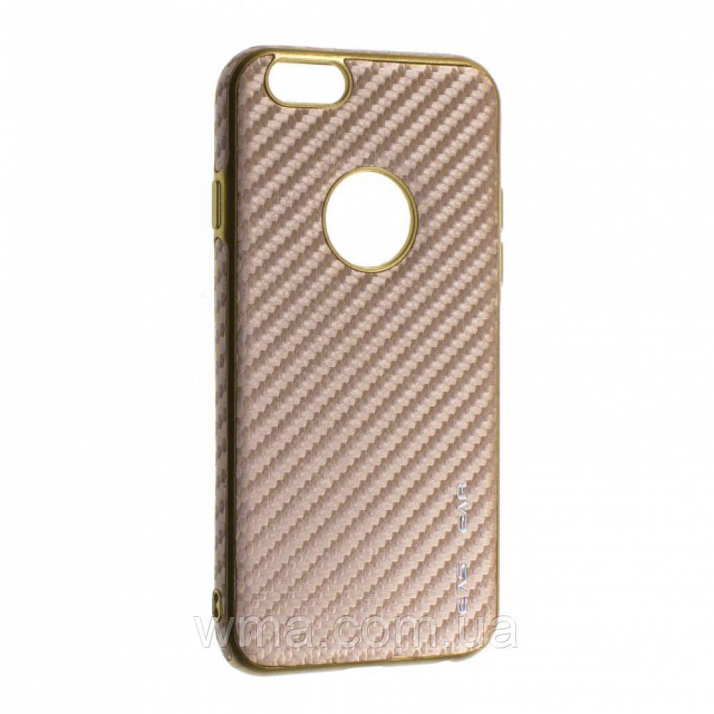 Чехол Easybear Gilding Iphone 7G Цвет Розово-Золотой