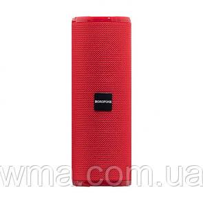 Колонка Borofone BR1 Цвет Красный