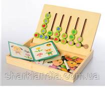 Деревянная игрушка Набор первоклассника MD 2381 ( 2381-2(Фигуры))