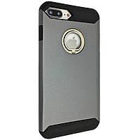 Чехол-накладка DK-Case Кольцо Нибелунгов для Apple iPhone 7   8 Plus Серый 04487, КОД: 1750826