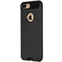 Чехол-накладка DK-Case Carbon Delta для Apple iPhone 7   8 Plus Черный 06056-722, КОД: 1751087