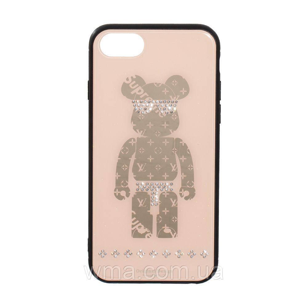 Чехол Tybomb Bear for Apple Iphone 6G / 7G / 8G Цвет Pink Sand